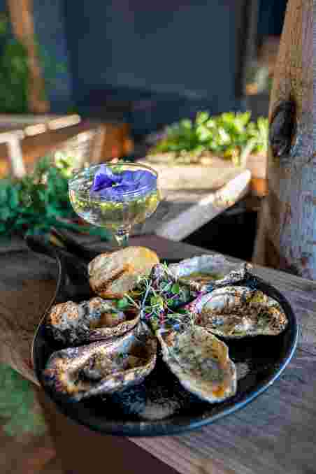 ACME Chargrilled Oysters