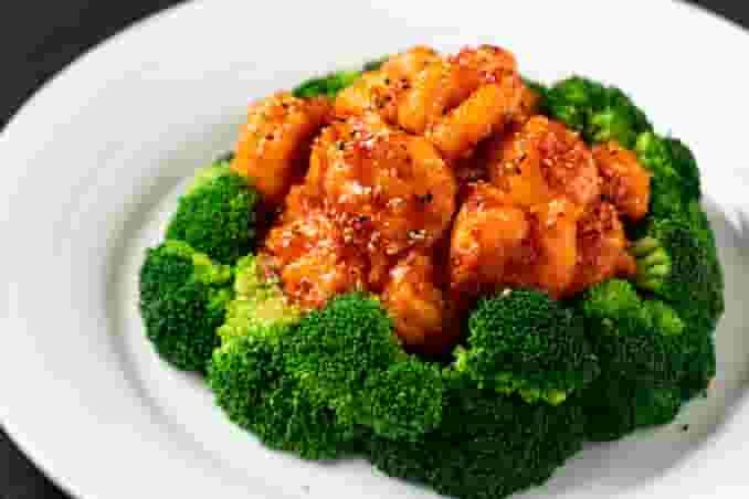 Aromatic Shrimp
