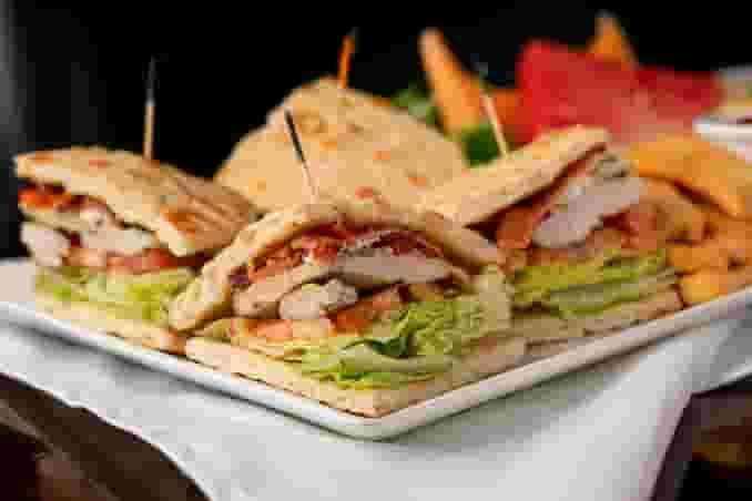 Aegean Chicken Club