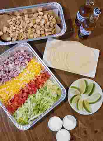 This Weeks Family Meal Deal: Taco Pack