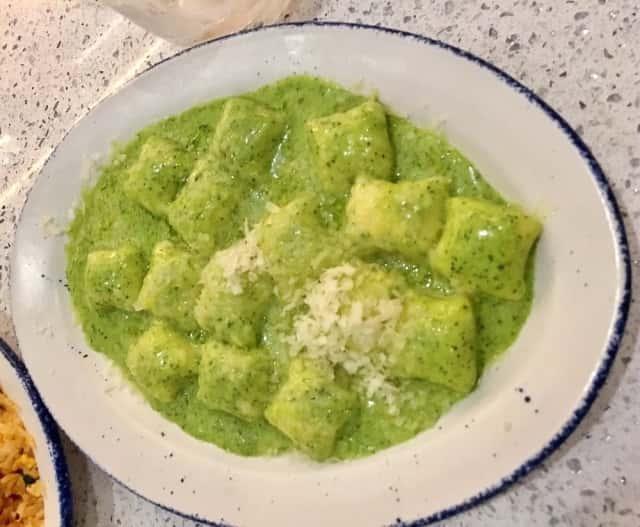 Pesto Gnocchi