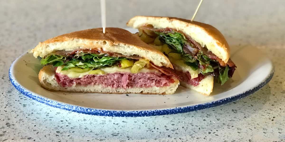 Vesper Hero Sandwich