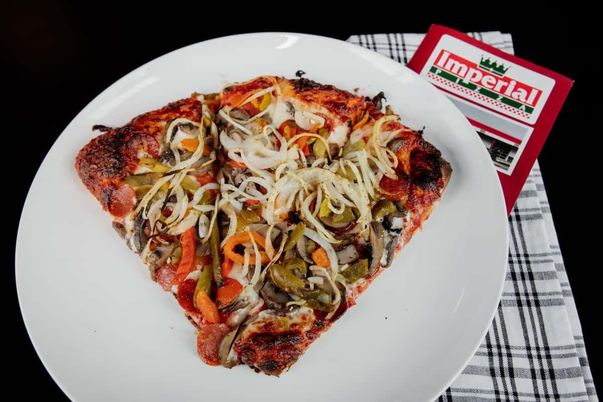 specialty pizzas