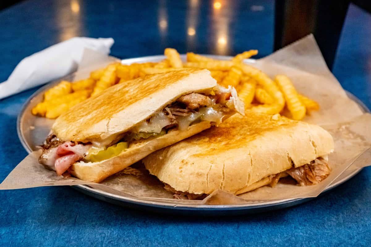 Hatch Cuban Sandwich