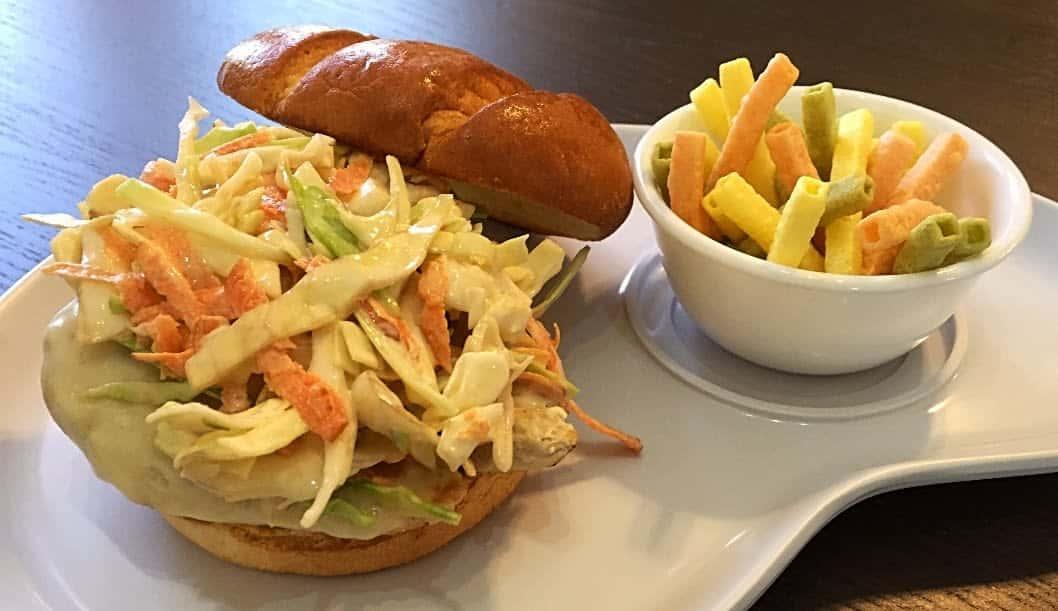 Key West Chicken Sandwich