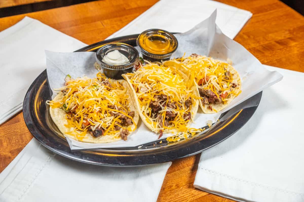 Brisket Taco Dinner