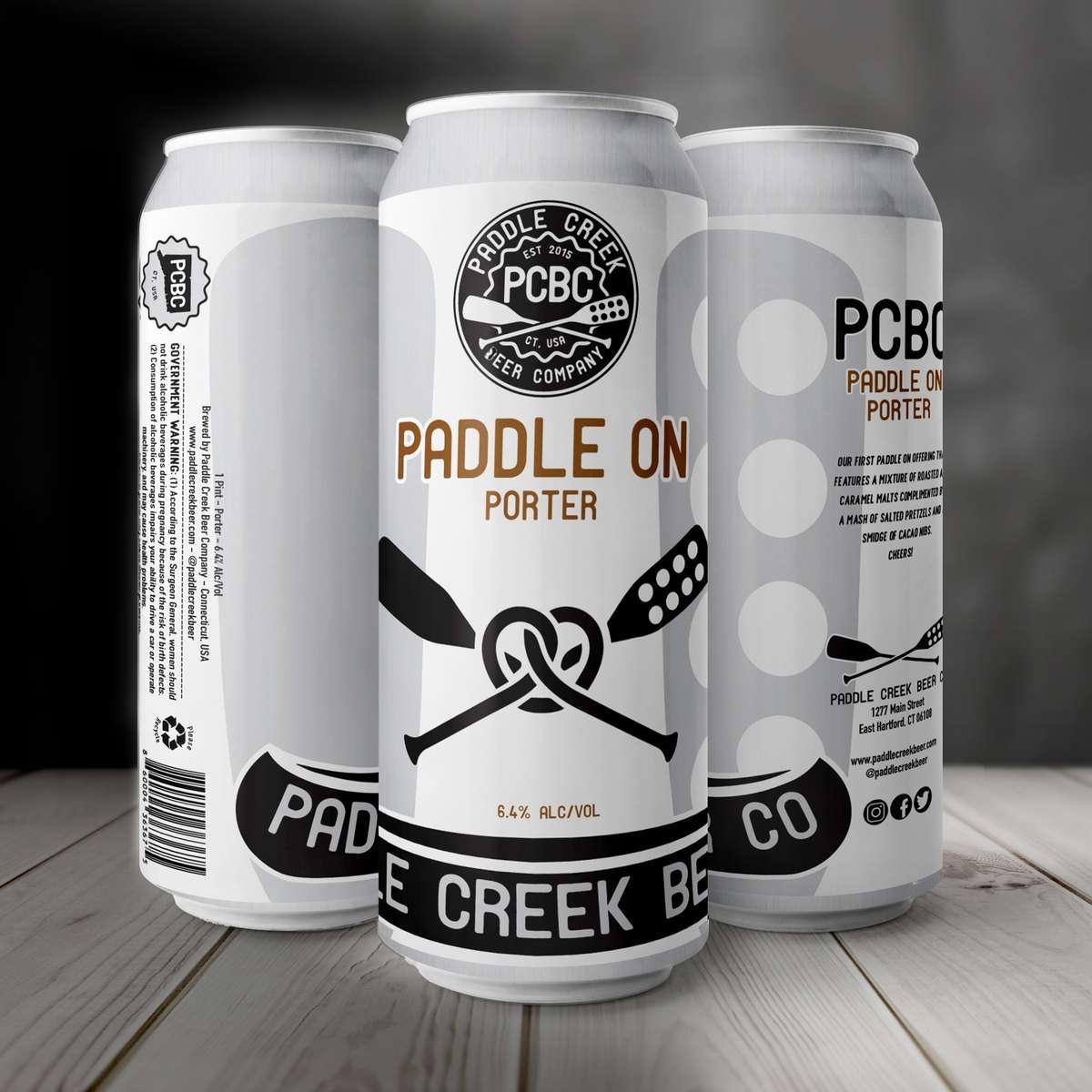 Paddle On Porter
