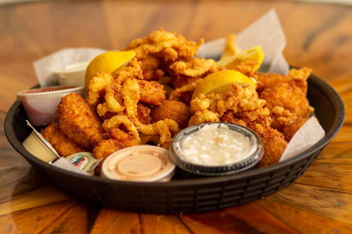 Captain's Platter (All Fried)