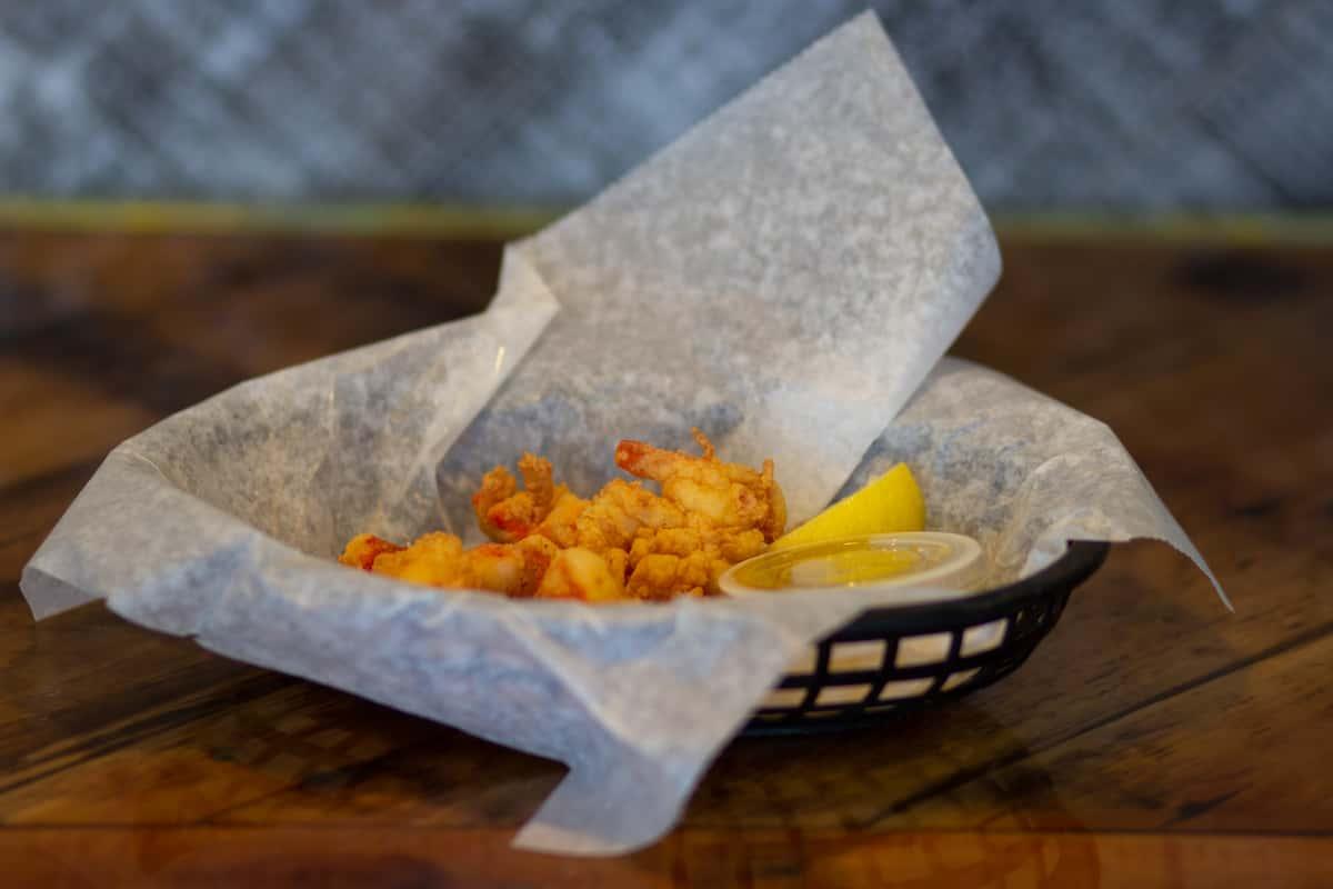 Fried Maine Lobster Bites