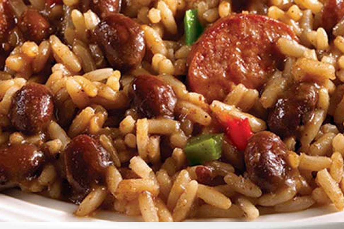 Red Beans & Rice
