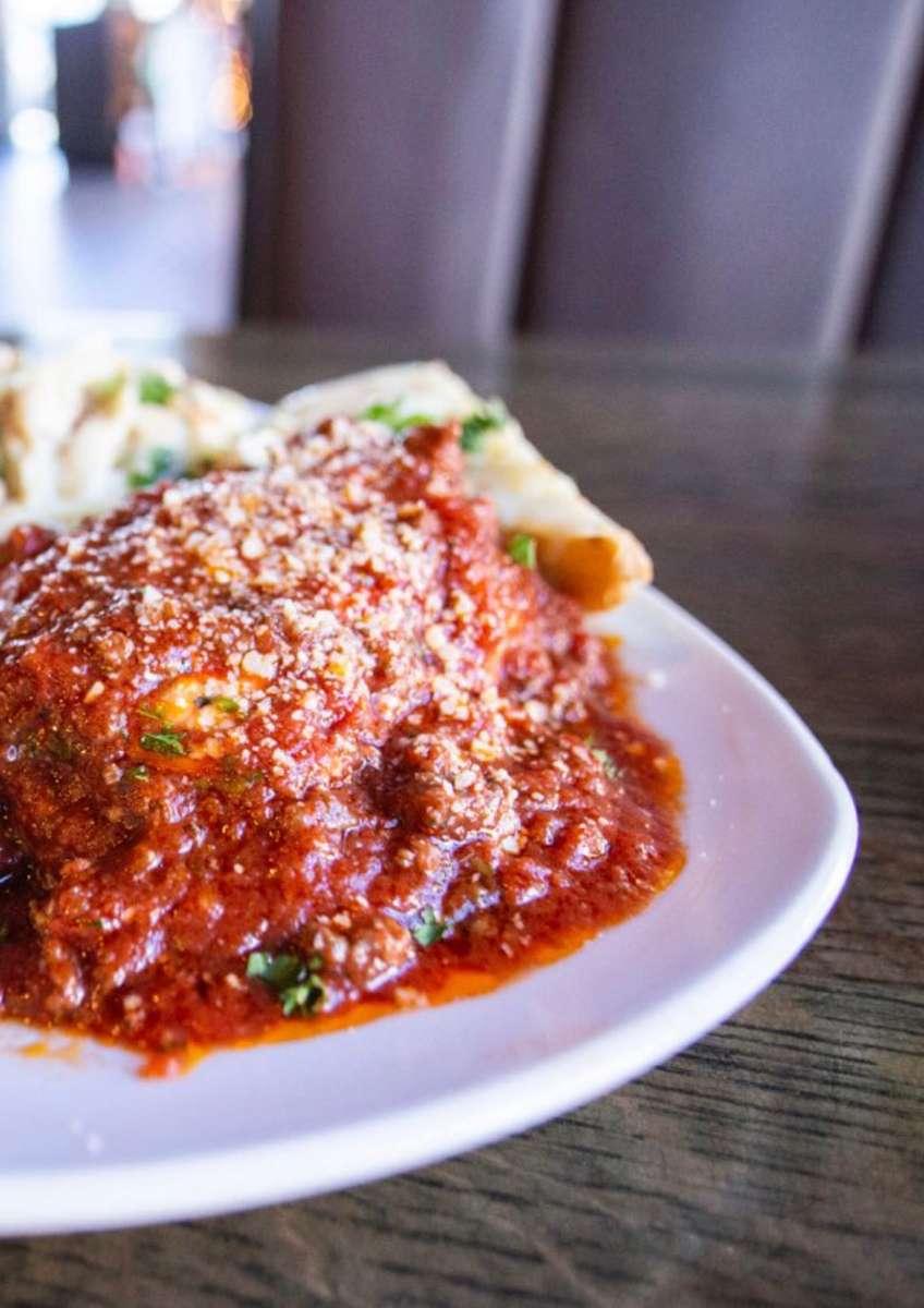 Lou's Lasagna