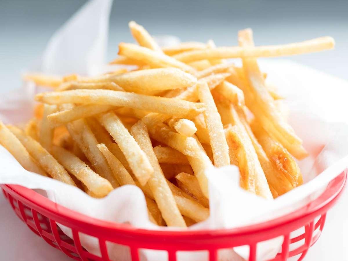 Basket of Fries**
