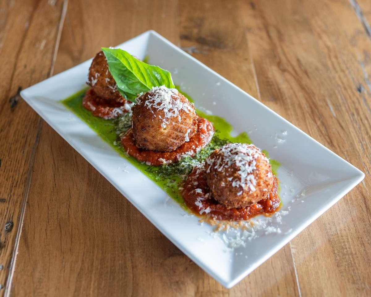 Hot Pepper Arancini