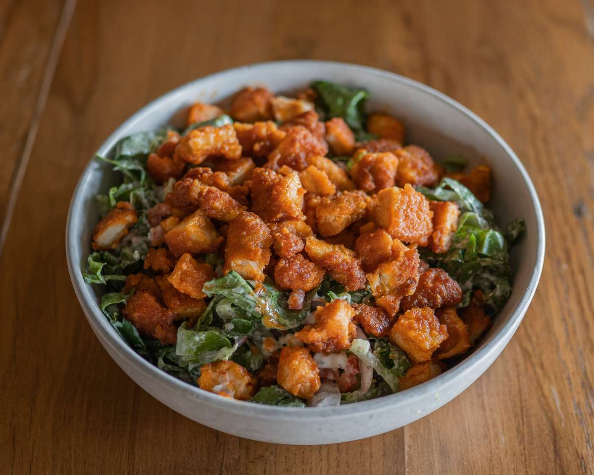 Buffalo Chicken Chopped