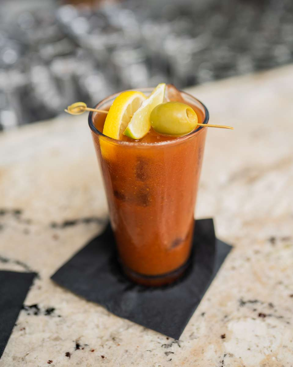 Bottomless Bloody Mary