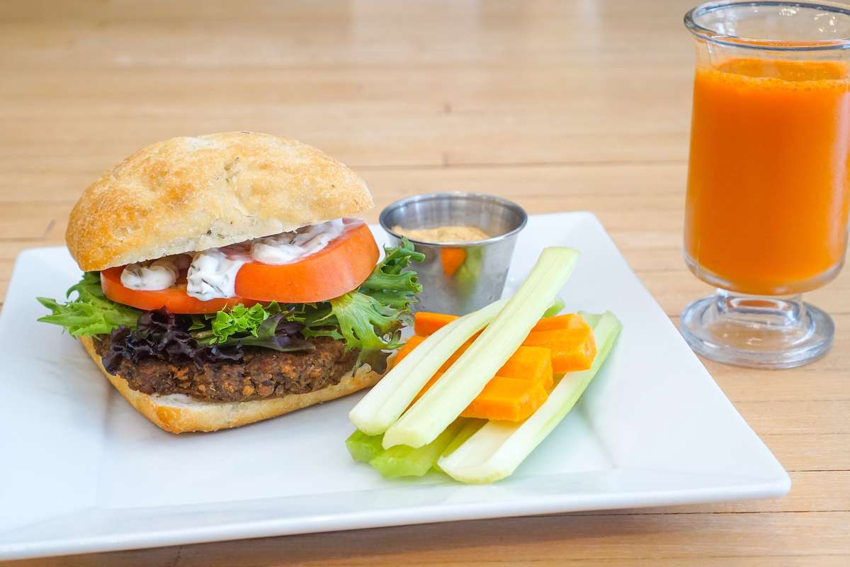 """The Classic"" Burger"