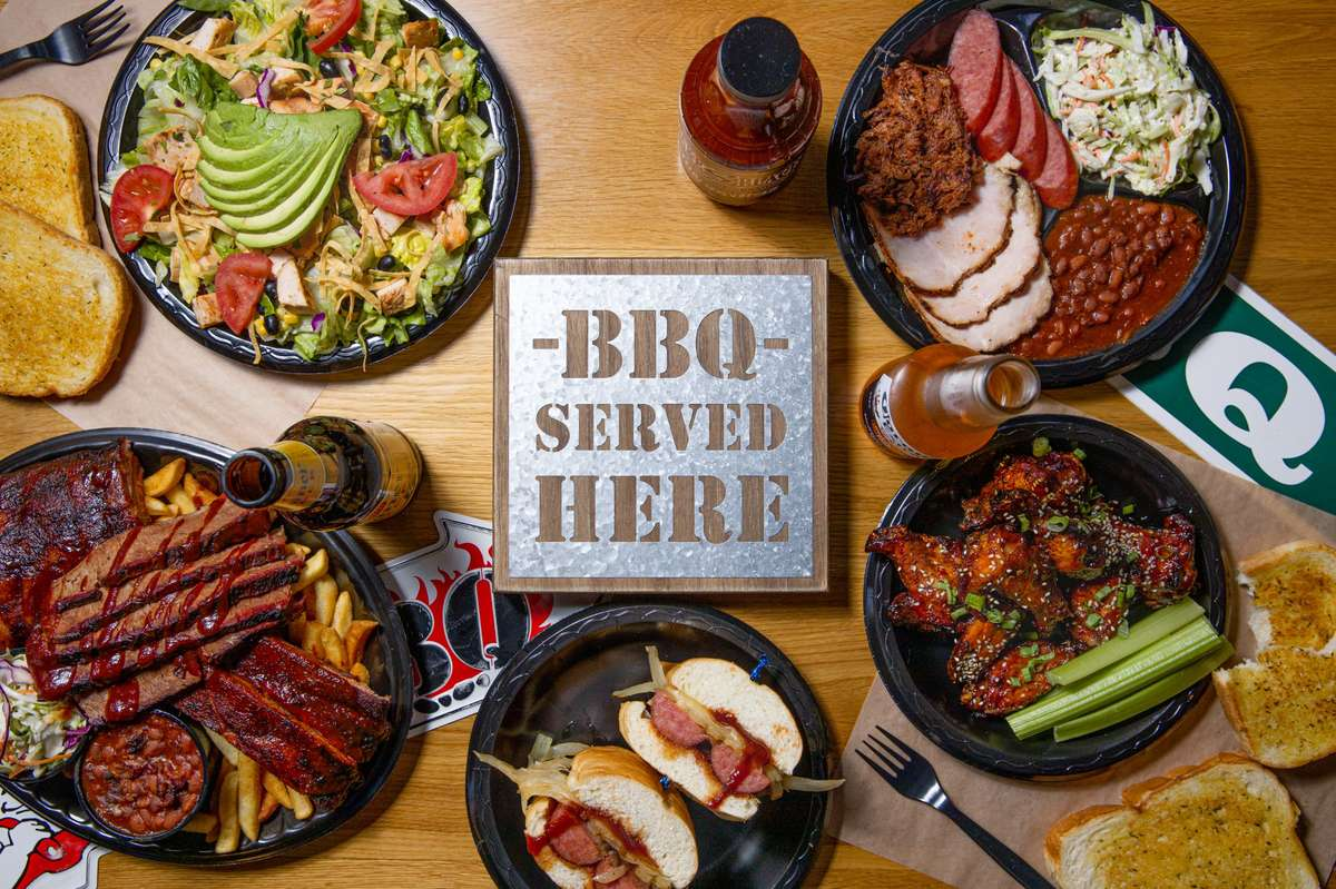 bbq served here photo