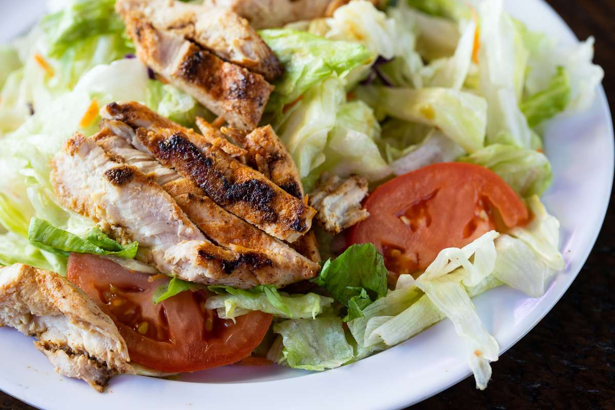 Guidry's Chef Salad with Chicken