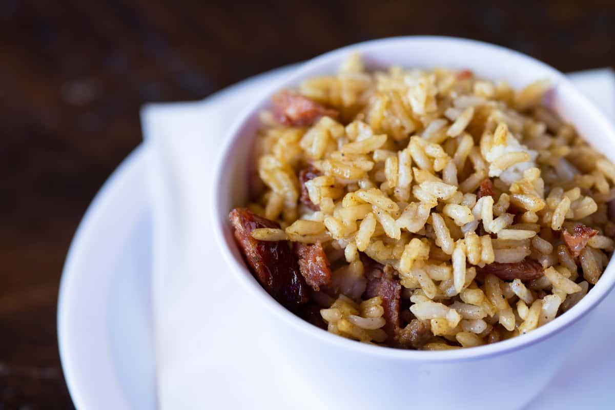 Cajun Dirty Rice