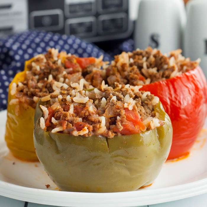 Stuffed Bell Pepper
