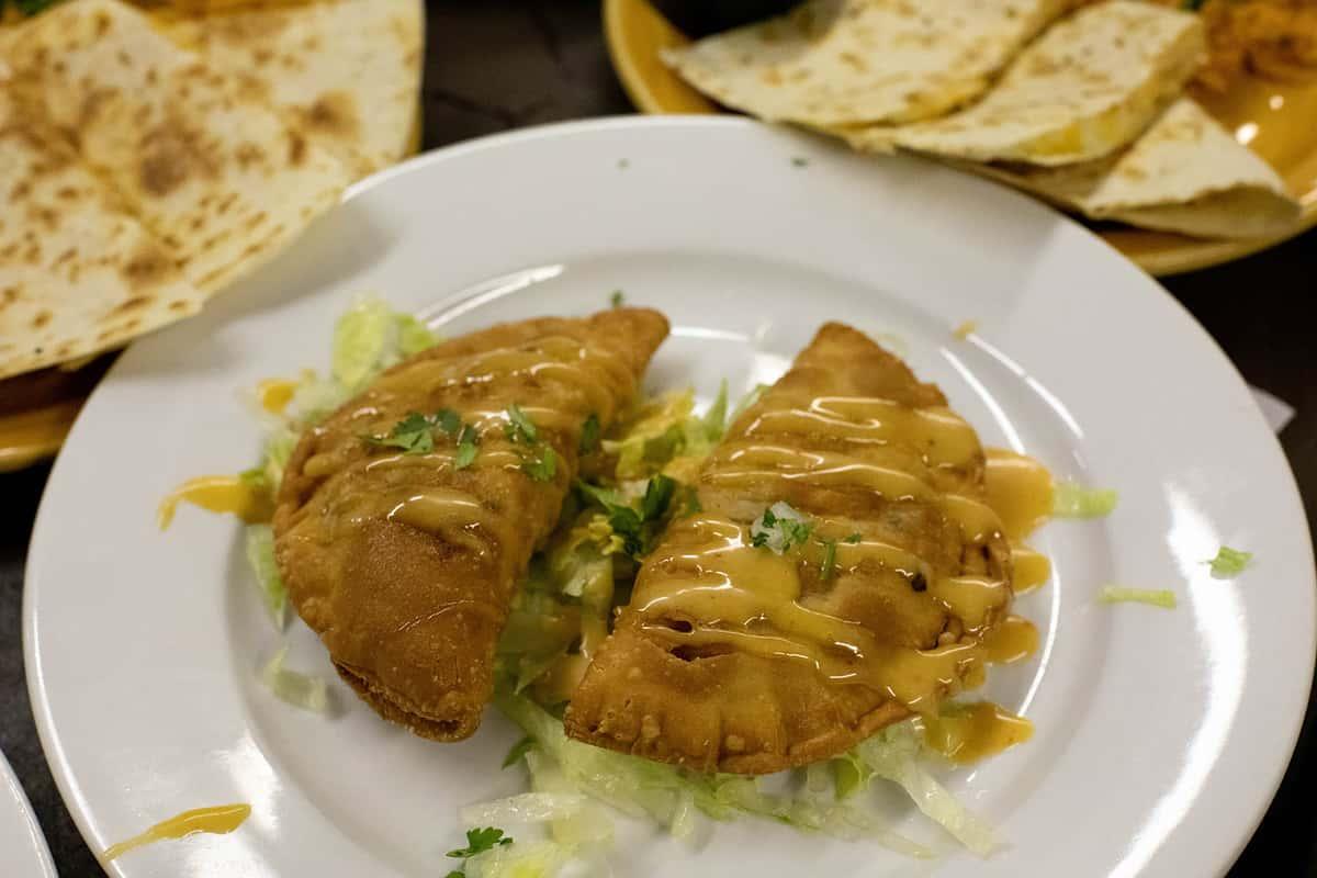 Empanadas De Puerco