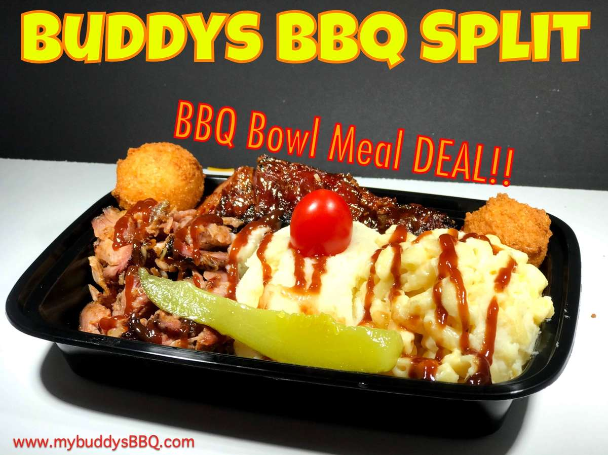 BBQ Split