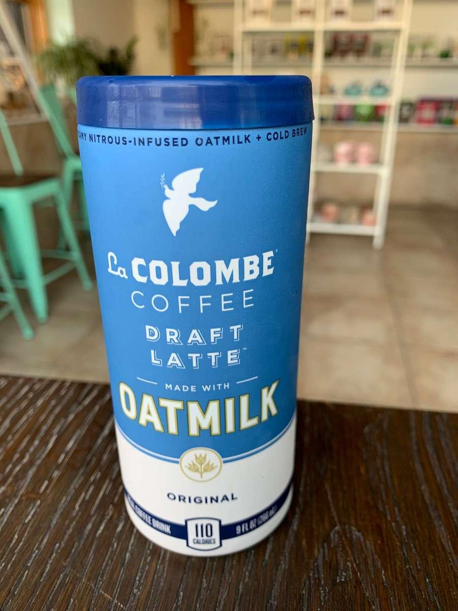 La Colombe Oat Milk Draft Latte