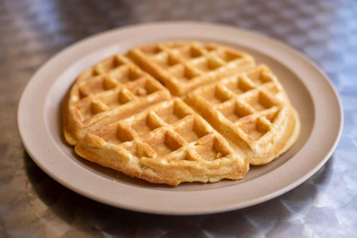 Kay's Belgian Waffle