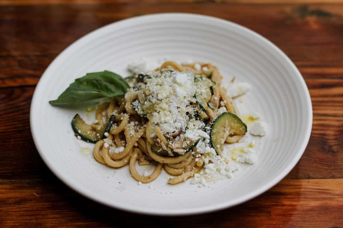Fresh Spaghetti alla Chitarra