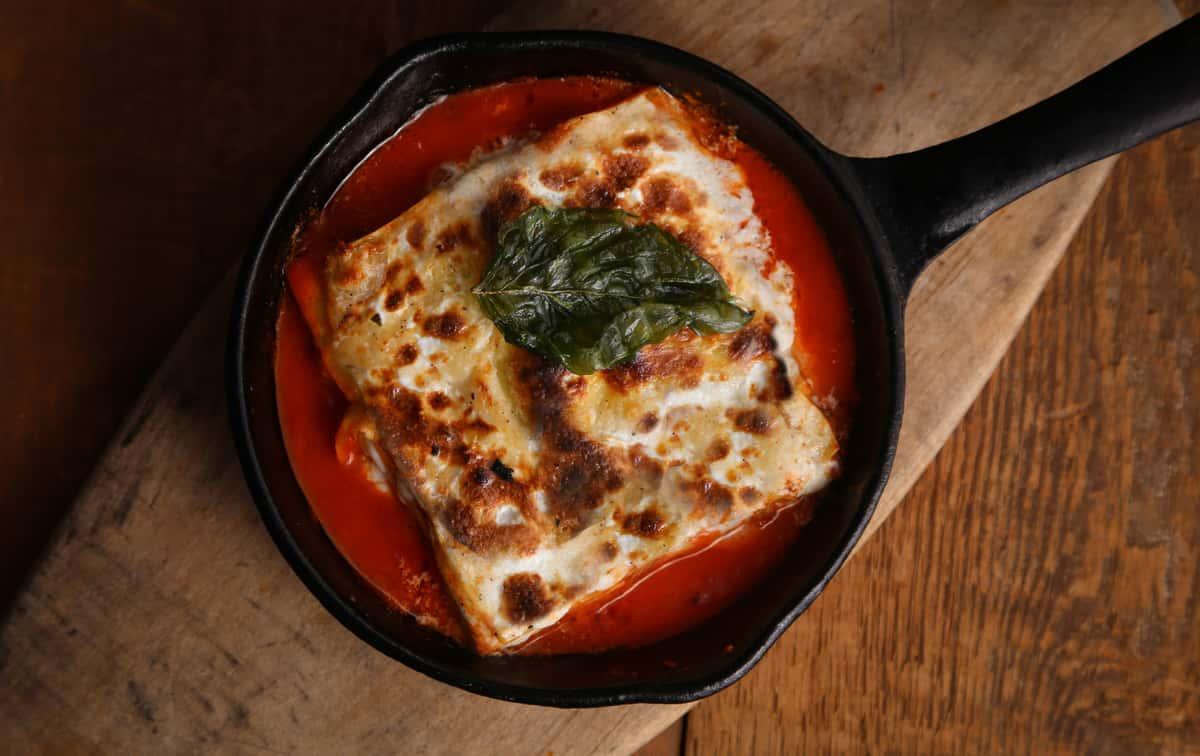 Signature Lasagna Bolognese