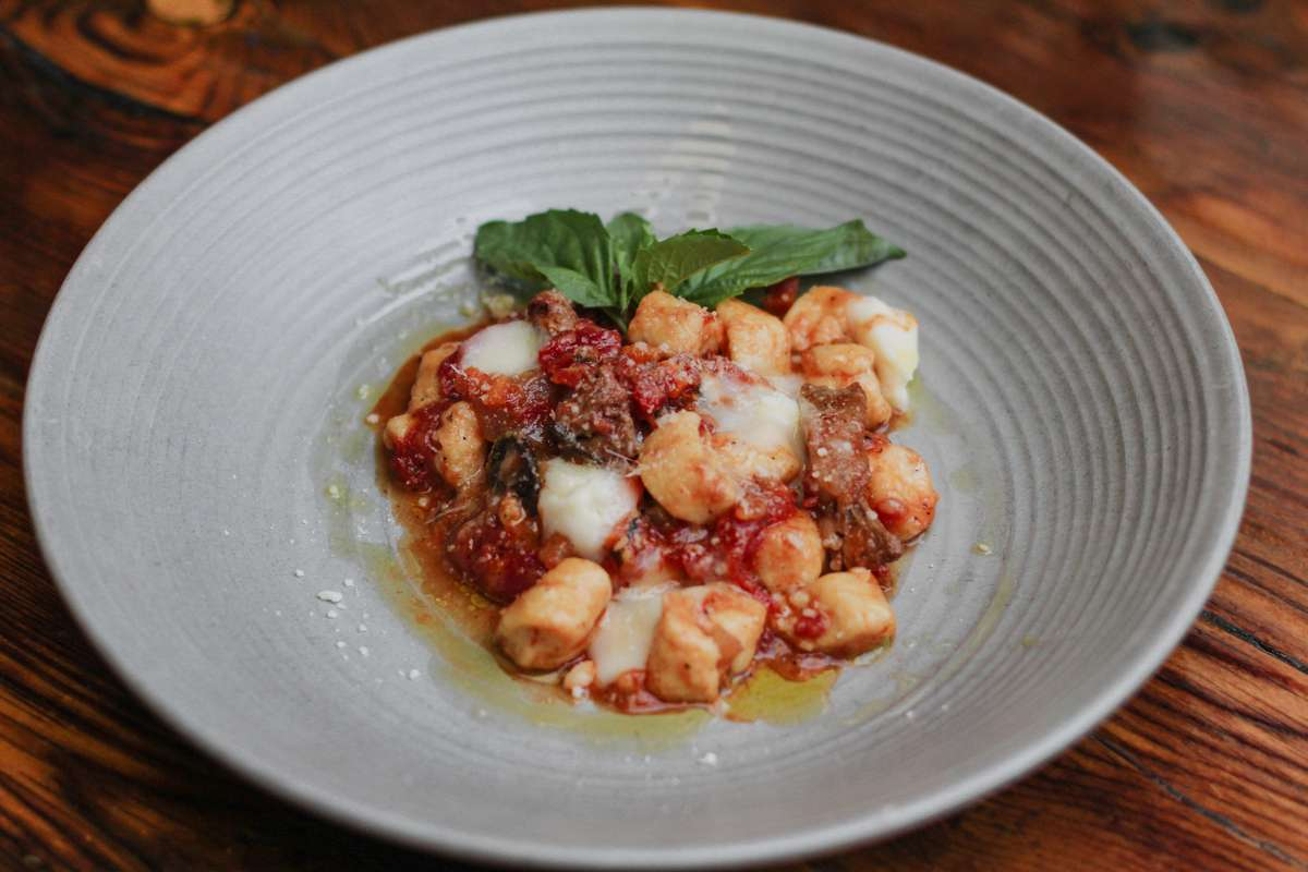Gnocchi with Oxtail