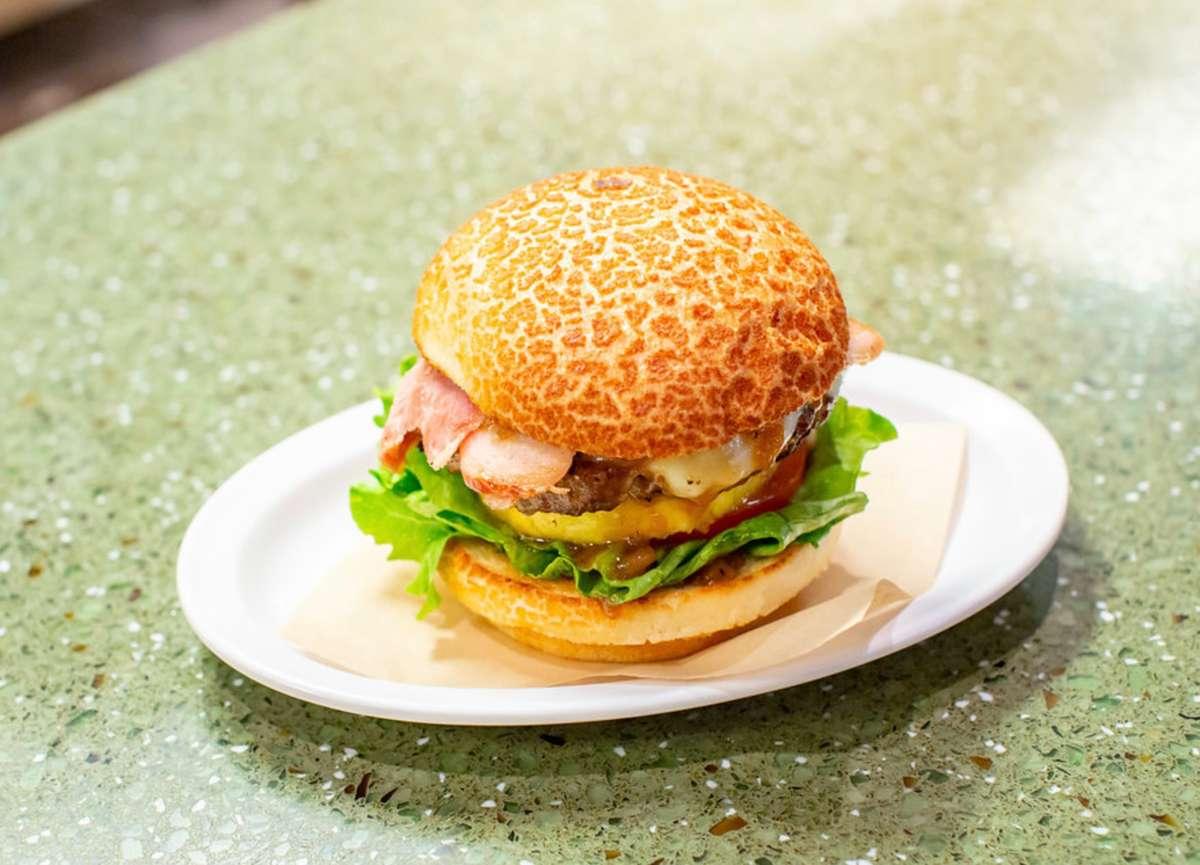Hula Cheeseburger