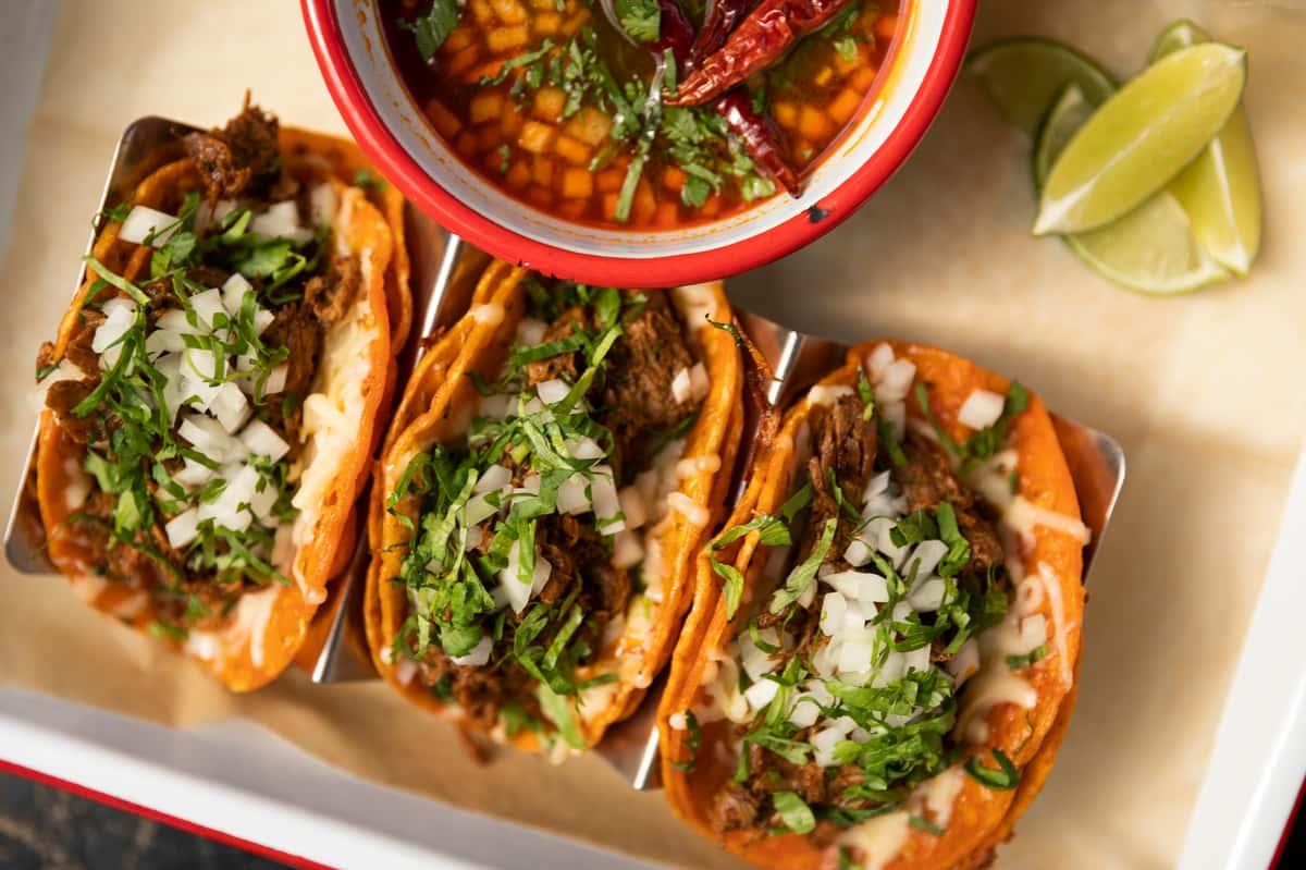 barria tacos