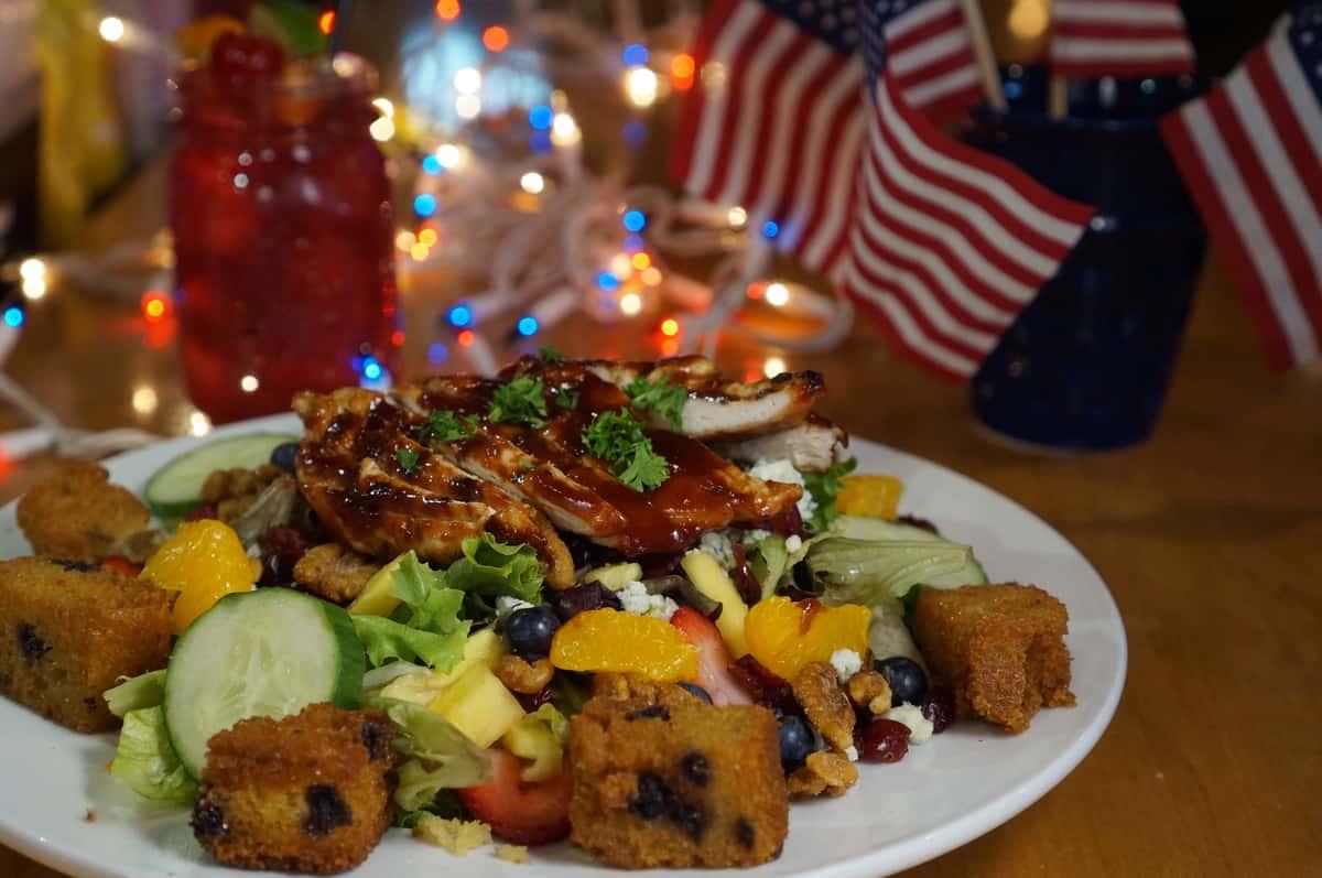 All American Summer Salad
