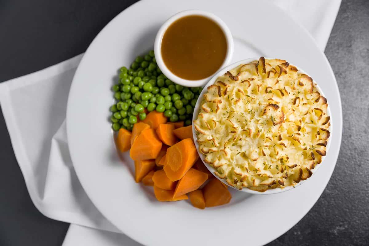 Cottage Pie Beef or Vegetarian
