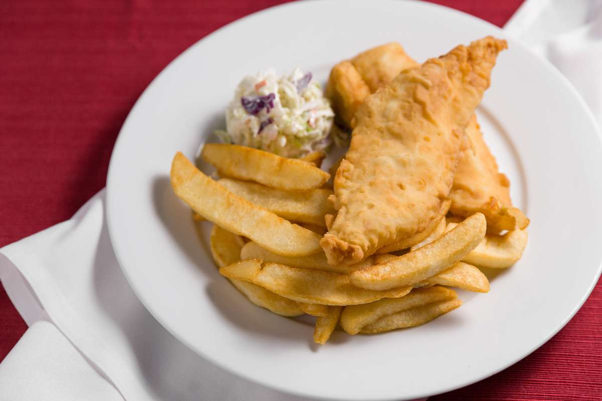 The Olde Ship's Fish & Chips