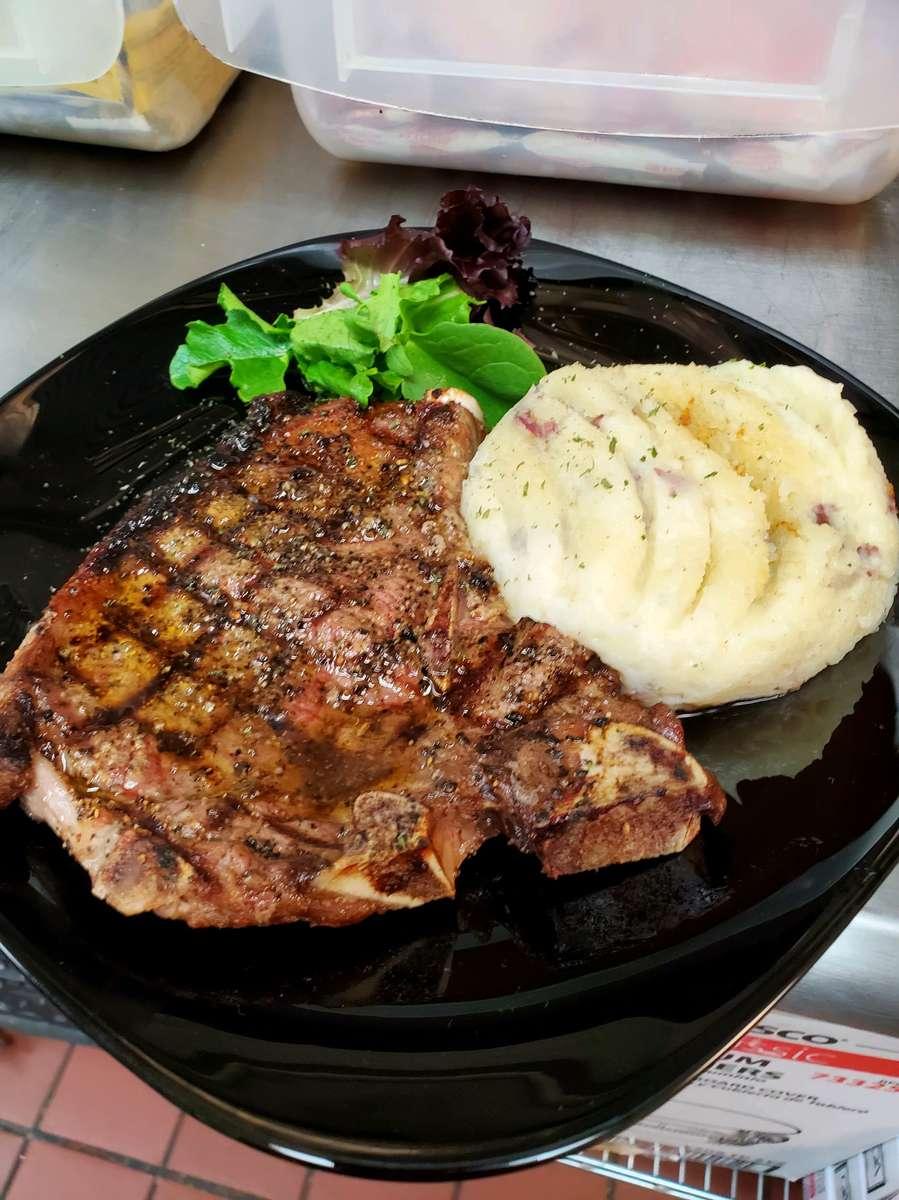 Grilled Steak Saturday