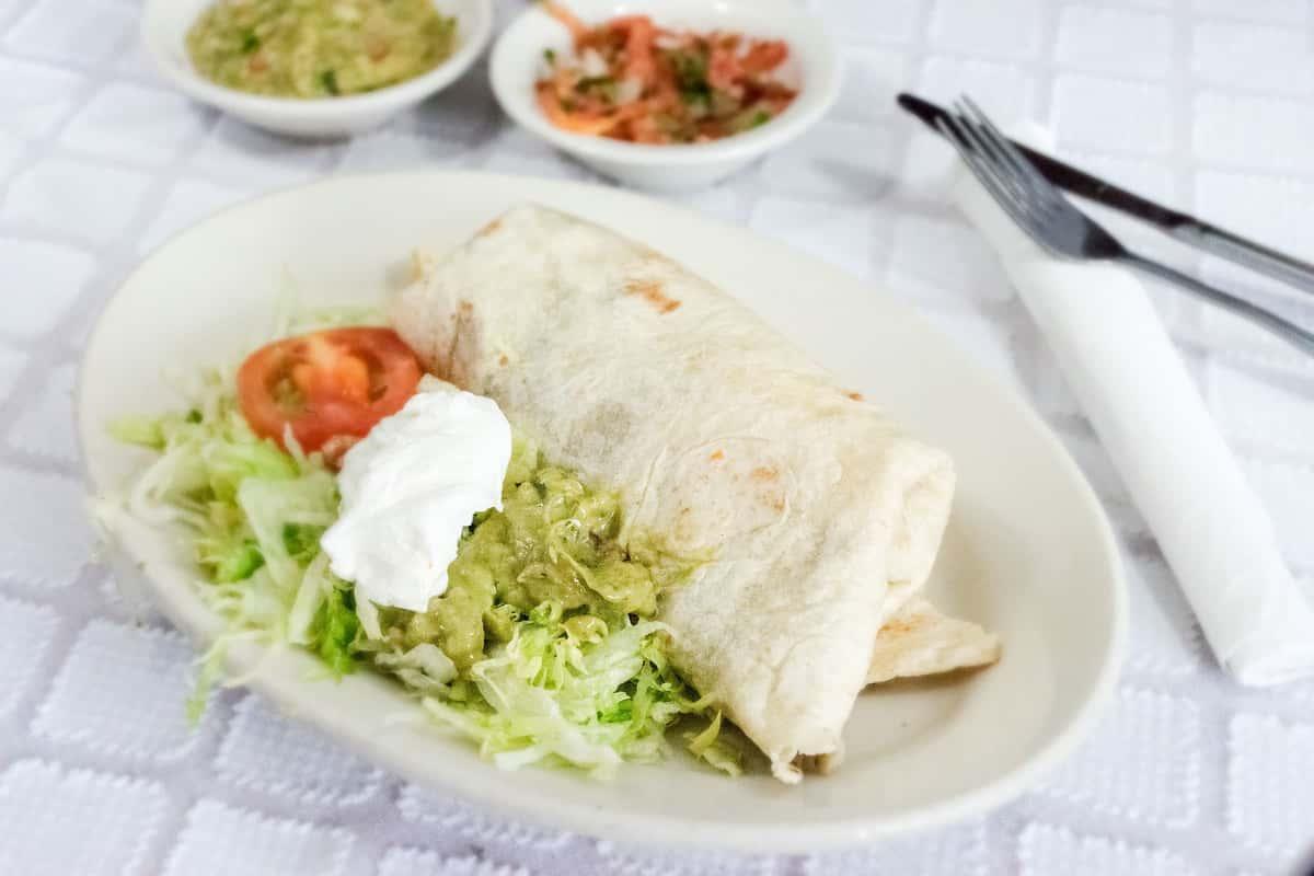 **Burrito Picante