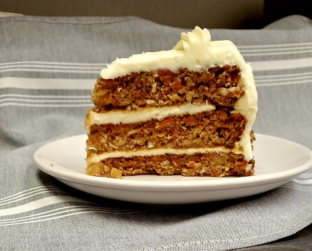 Carrot Cake (Coventry only)