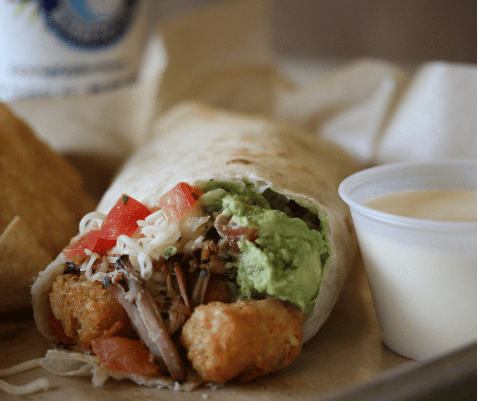 Bold City Burrito