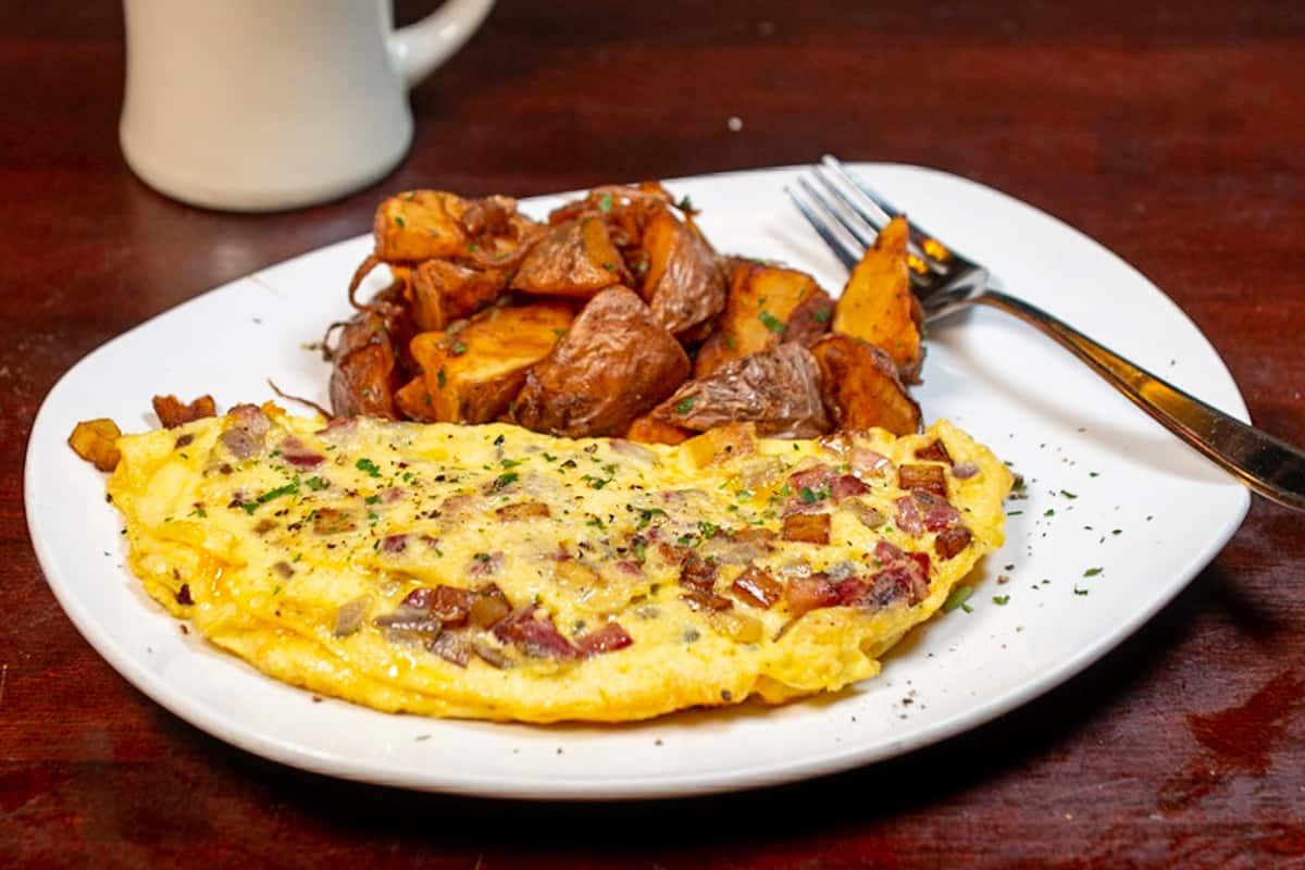 Liam's Omelet