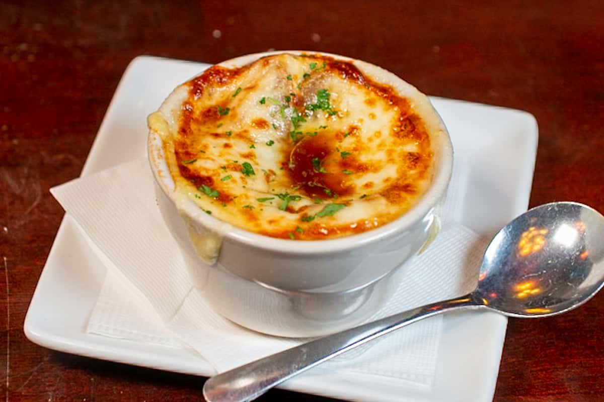 St. James Gate Onions Soup