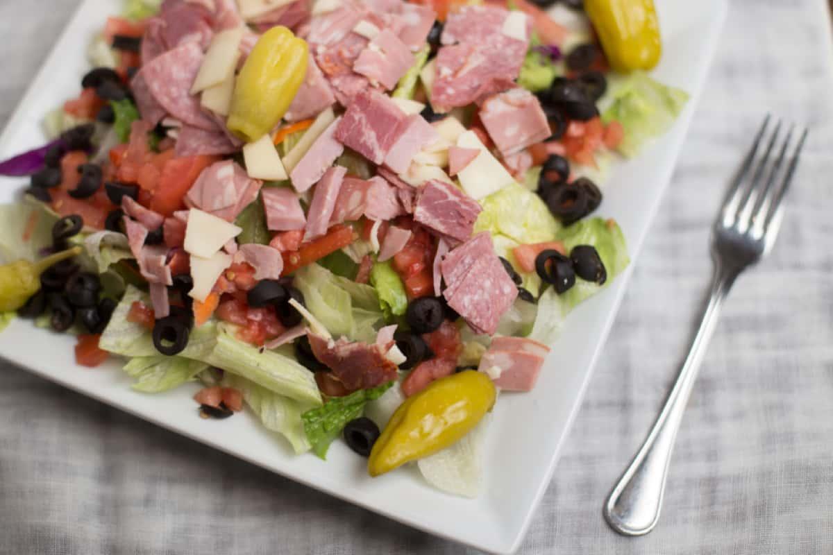 Salerno's Special Salad