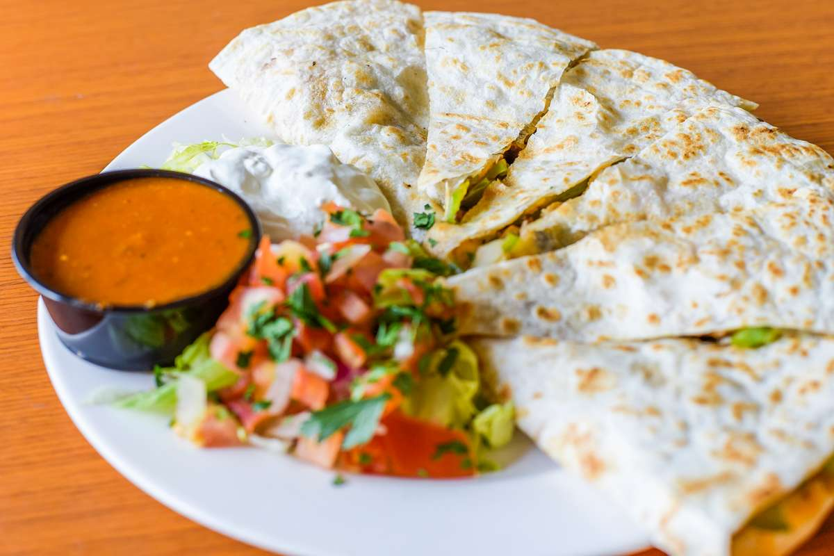 Quesadilla- Grilled Steak