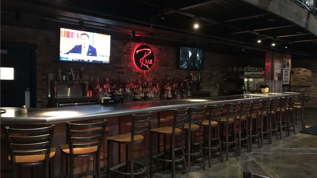 R.Bar Area