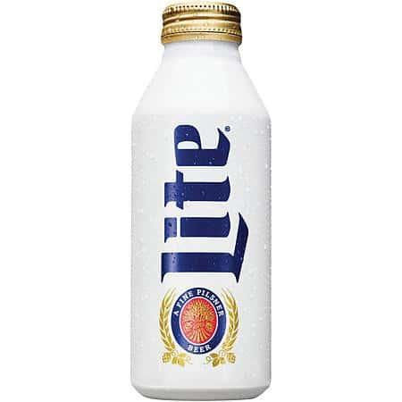 Miller Lite Aluminums