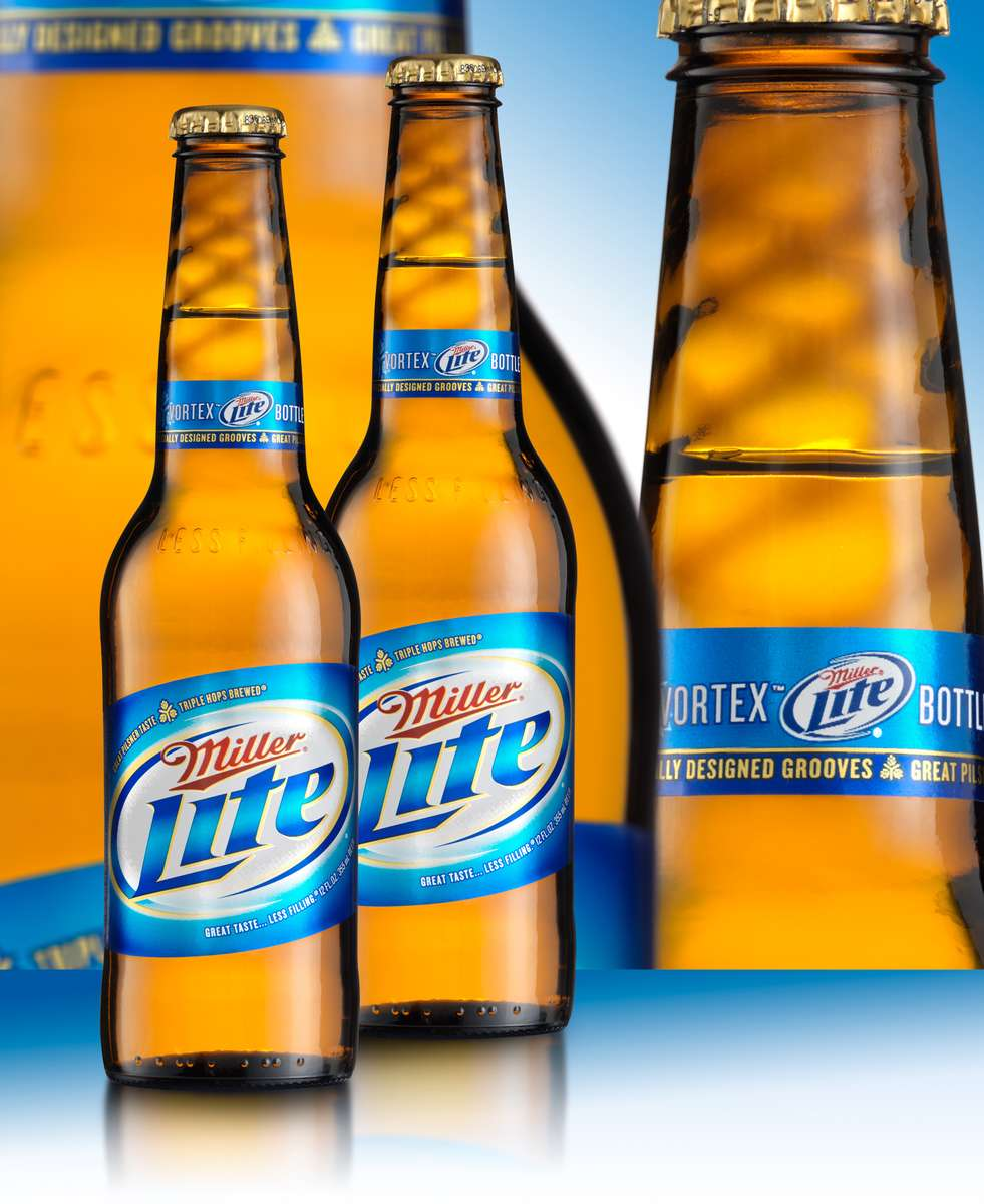 Miller Lite Bottles