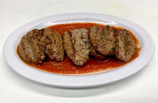 Side Of Mom's Homemade Sausage