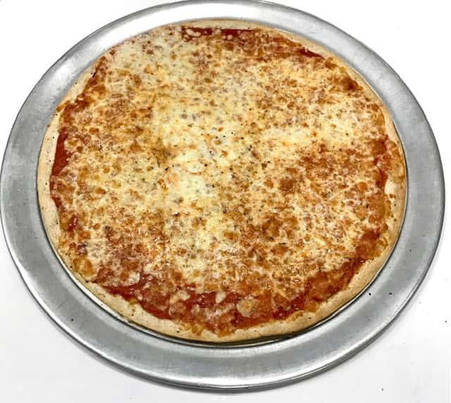 Whole Wheat Crust Pizza