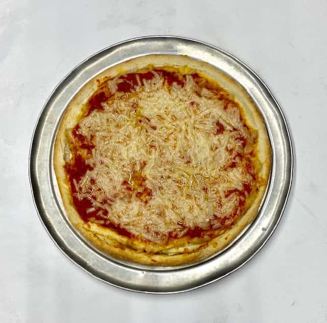 "9"" Vegan Pizza"